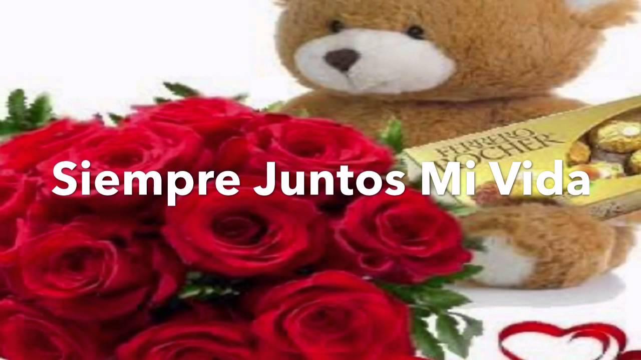 Feliz Aniversario Mi Amooor Te Amo Te Amo Te Amo: FELIZ CUMPLEAÑOS AMOR DE MI VIDA 💝🎈 ️ TE AMO CON TODAS LAS