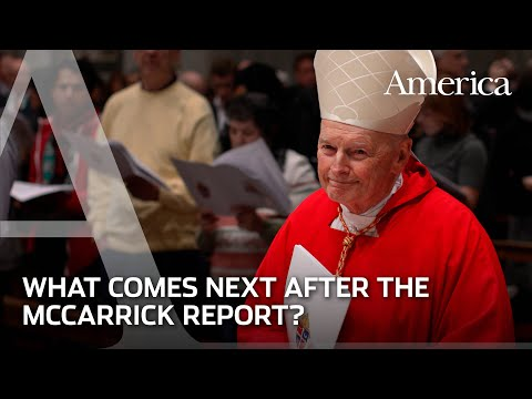 What's next after the McCarrick report? A conversation with Kathleen McChesney | Behind the Story