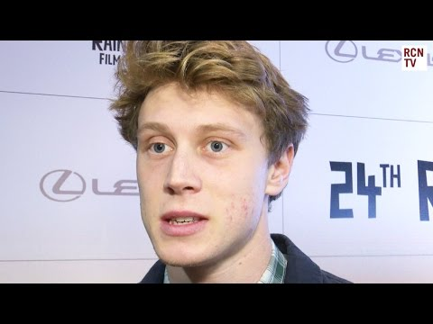 George MacKay   Captain tastic, New Films & Raindance 2016
