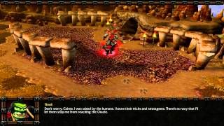 07 - The story of Warcraft III: Reign of Chaos (2002) - The Invasion of Kalimdor (HD)