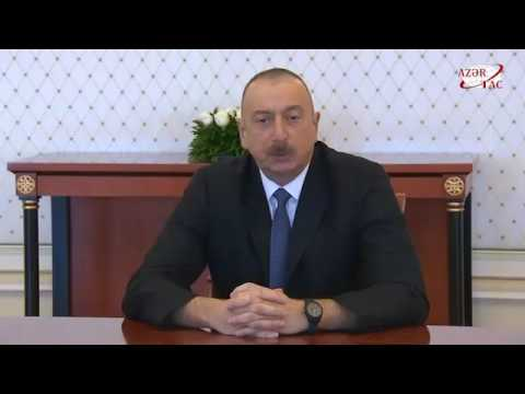 President Ilham Aliyev received OSCE Minsk Group co chairs
