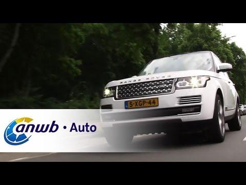 Range Rover Hybrid 2015 Autotest Anwb Auto Youtube