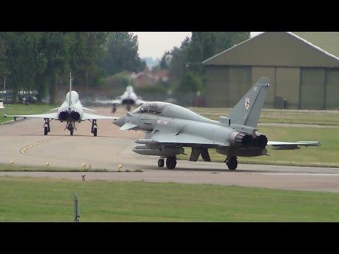 RAF Coningsby 1st September 2014