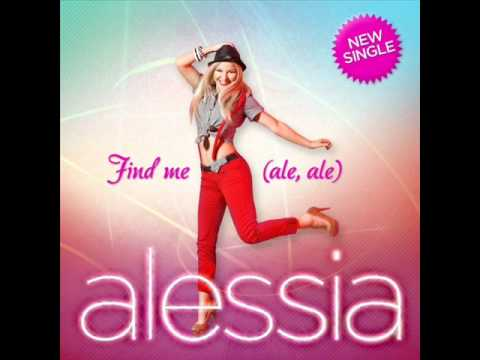 Alessia - Find me Ale Ale fast and slow
