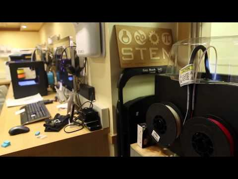 MakerBot Stories | The Browning School
