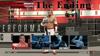 WWE 2K15 My Career Mode The Ending Xbox One