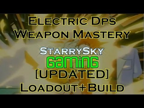 Dc Universe Electricity Damage Build