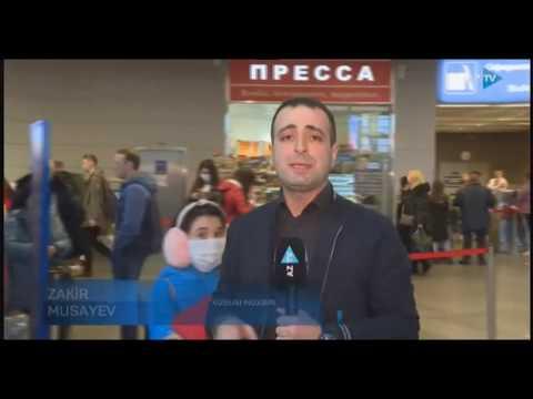 Азербайджанские власти вывозят своих граждан из России