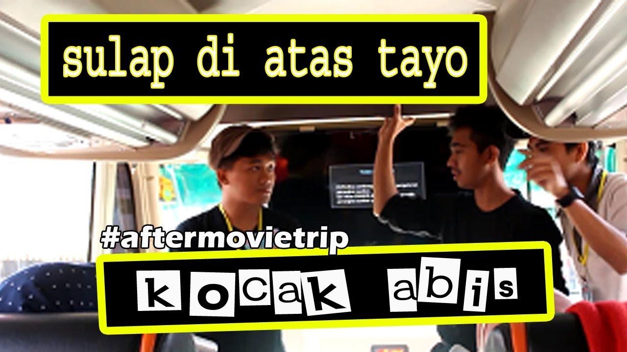 Download KEREN !! sulap di atas bus kocak sekali