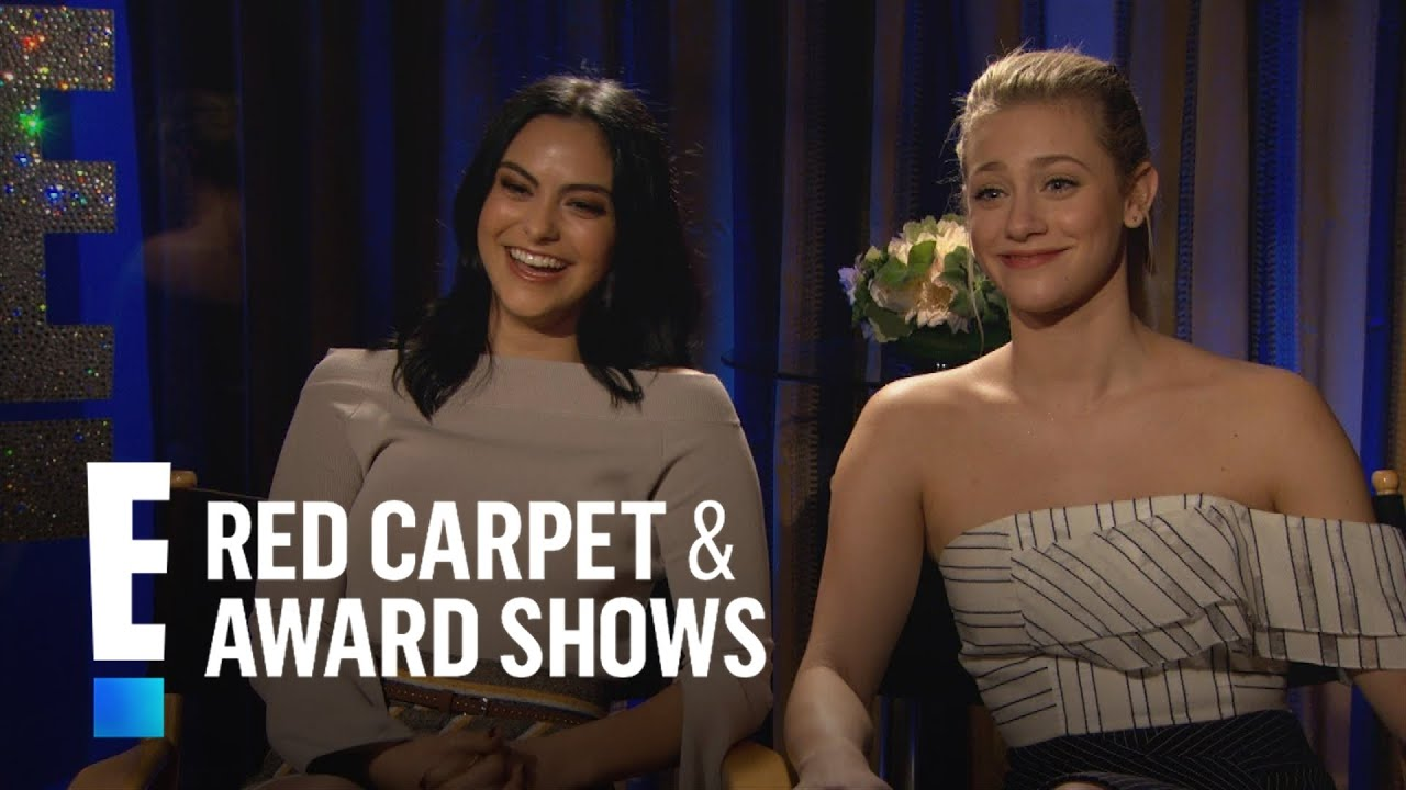 Riverdale stars defend characters against accusations e live from the red carpet youtube - Watch e red carpet online ...