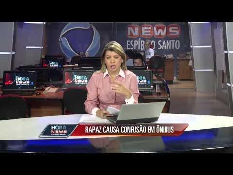 Hora News Espirito Santo - Edição da Noite (20/11/2014)