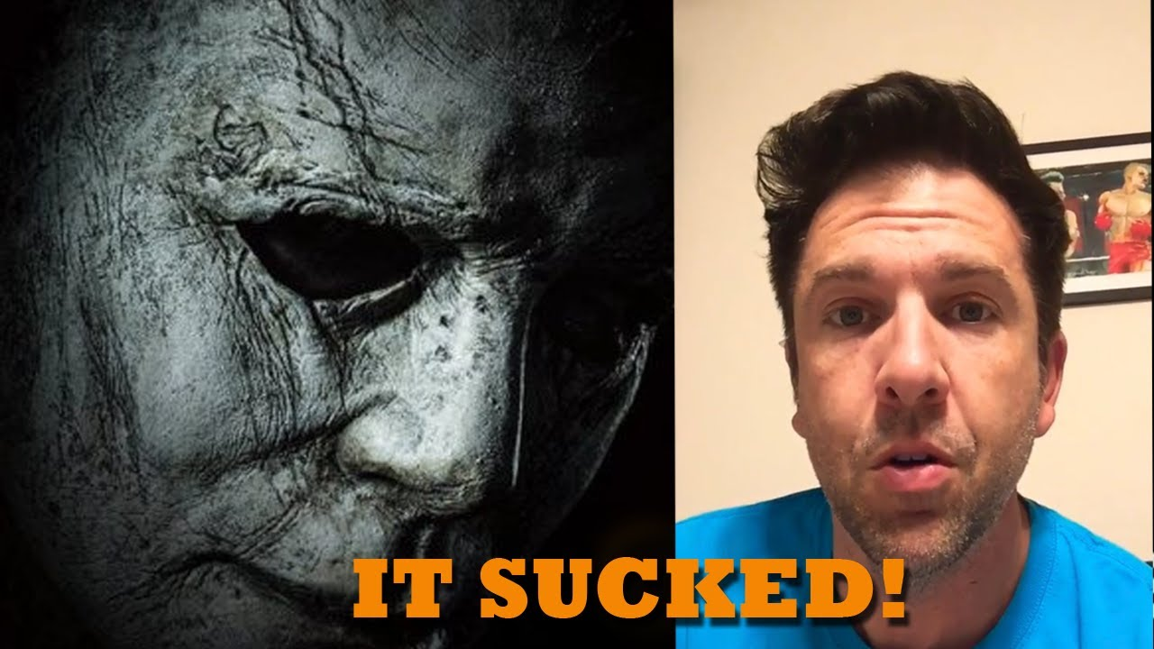 Halloween 2018 Movie Review It Sucked Avoid It Bad Youtube