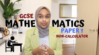 PREDICTED TOPICS FOR GCSE MATHS PAPER 1 & Tips For Non-Calculator Paper
