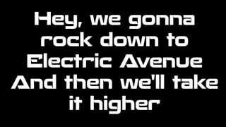 Eddy Grant - Electric Avenue (Lyrics)