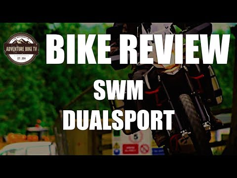 BIKE REVIEW: SWM Dualsport