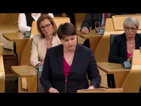 Child Tax Credit Cuts - Scottish Parliament: 25th April 2017