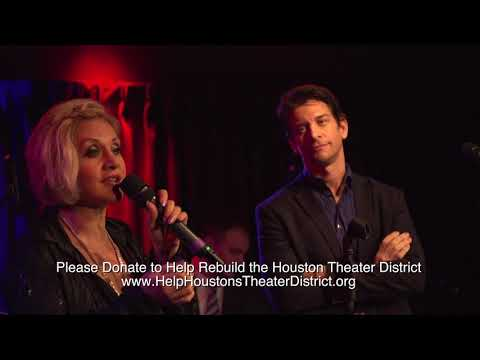 B'WAY♥HOUSTON: ANDY KARL & ORFEH Performing