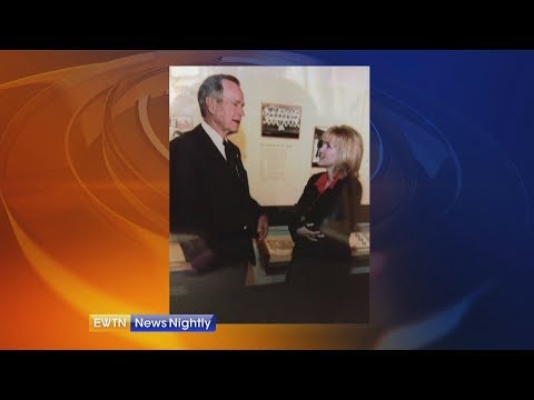 Thousands attend state funeral for former President George H.W. Bush - ENN 2018-12-05