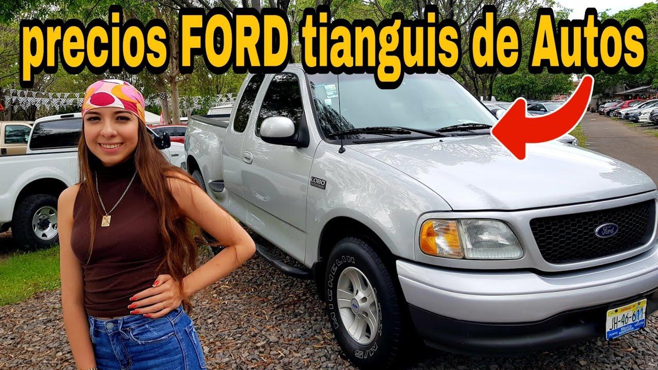 camionetas en venta FORD VARIAS OPCIONES en tianguis de autos usados trucks for sale zona autos