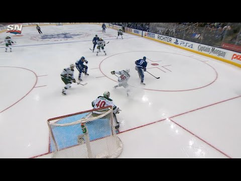 11/08/17 Condensed Game: Wild @ Maple Leafs