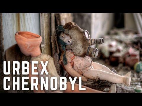 Exploring The Creepy Urban Ruins Of Chernobyl
