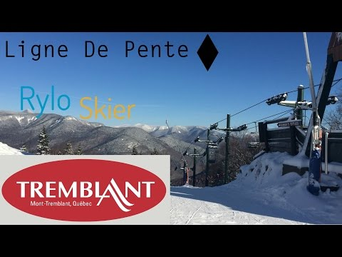 Ligne De Pente | Mont-Tremblant, Quebec, Canada