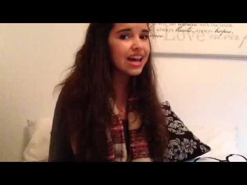 Fight Song - Rachel Platten (cover by Jessica Trépanier)