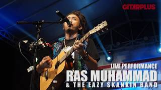 """GitarPlus """"Ras Muhammad live in REG GEONERATIONS  Banyuwangi 2017"""""""
