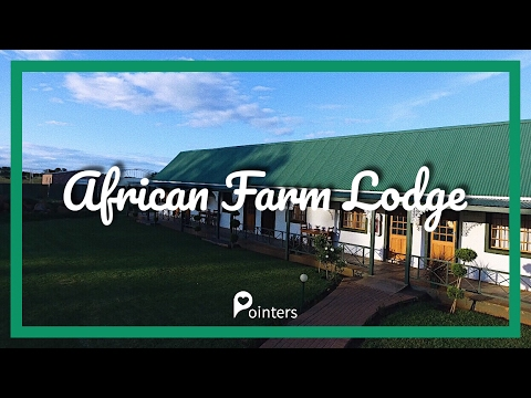 AFRICAN FARM LODGE — N12 TREASURE ROUTE | DRONE FOOTAGE | Pointers Travel
