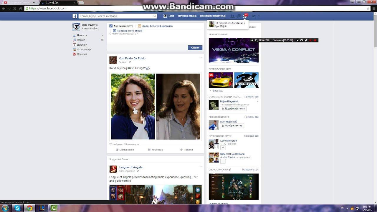 Kako napraviti Grupu na facebook! - YouTube