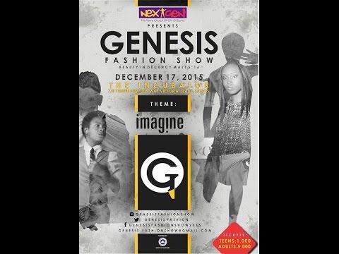 Genesis Fashion Show 2015