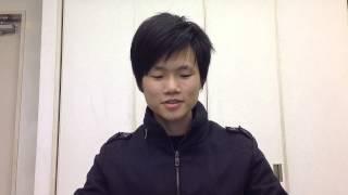 東京日建工科専門学校 就職決定者インタビュー(陳 峰)