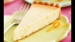 Ricotta Tart With Lemon Poppy Crust Recipe