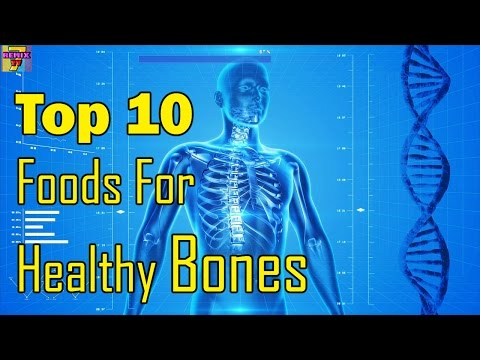 Calcium Rich Foods  | Top 10 Foods For Healthy Bones