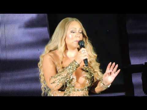 Mariah Carey My All Live 2017 at Hollywood Bowl