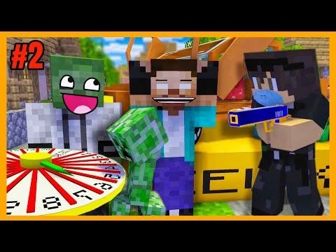 [ Lớp Học Quái Vật ] VÒNG QUAY SIÊU XE ( Phần 2 ) | Minecraft Animation