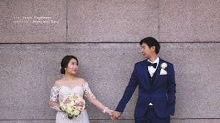 Jenny and Daryl: A Wedding at Makati Shangri-La Hotel