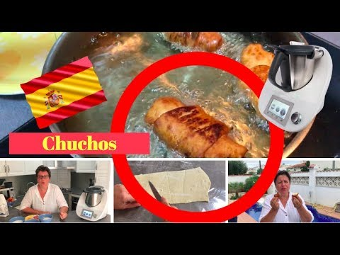 chuchos-une-patisserie-espagnole-réalisée-avec-le-thermomix