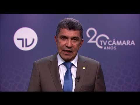 20 anos TV Câmara: deputado Sergio Vidigal (PDT-ES)