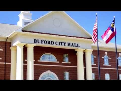 Buford Georgia A Neighborhood Video - Live the Life Series