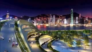 高鐵香港段 - 西九龍總站 West Kowloon Terminus, eXpress Rail Link