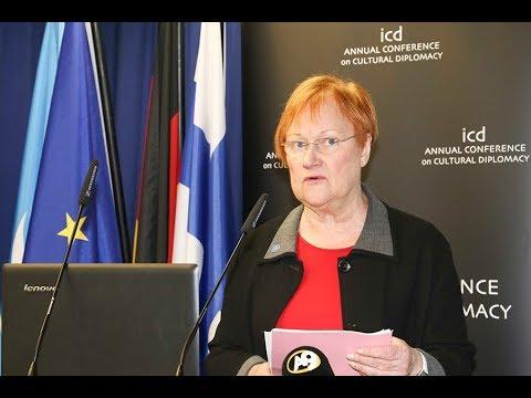 Tarja Halonen (Former President of Finland)