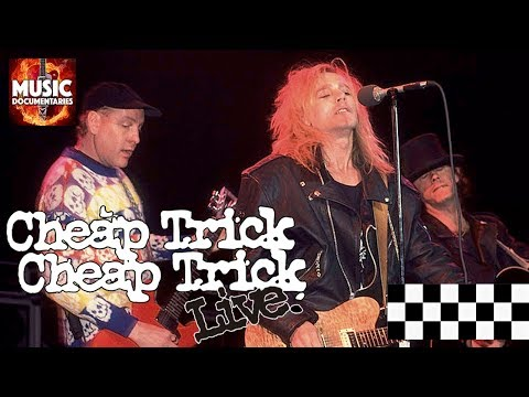 CHEAP TRICK | Live In Sydney Australia 1988 | Full Concert