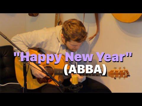 Happy New Year (ABBA) - Fingerstyle arrangement