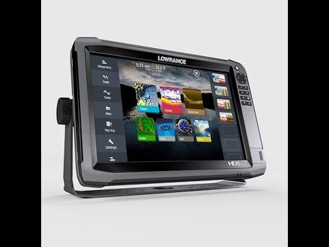 Marine Electronics: Lowrance HDS-9 Software Update