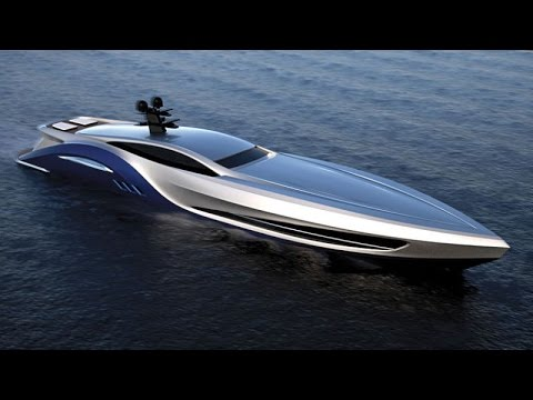 The fastest yachts in the world - YouTube