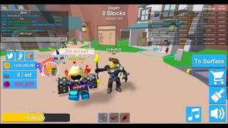 Mining Simulator (ROBLOX) - Test Server #1