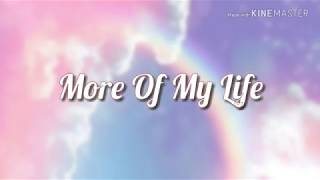 Download lagu More Of My Life - BLAEKER [Lyrics/Lyric Video]