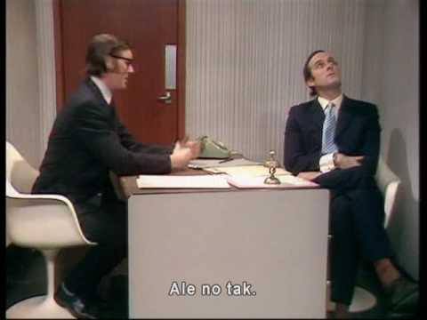 Monty Python - Argument clinic (czech sub)