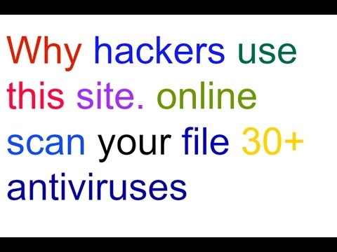 online scan your file  30+ antivirus one click only | वायरस स्कैन करे ऑनलाइन 40+ एंटीवायरस  से Free